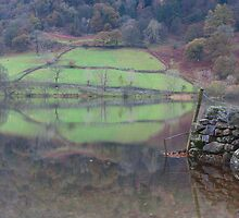 Rydal Reflections by Nick Atkin