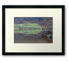 Rydal Reflections Framed Print