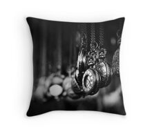 Portobello Road... Throw Pillow