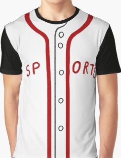 sp orts (change sleeves to white) Graphic T-Shirt