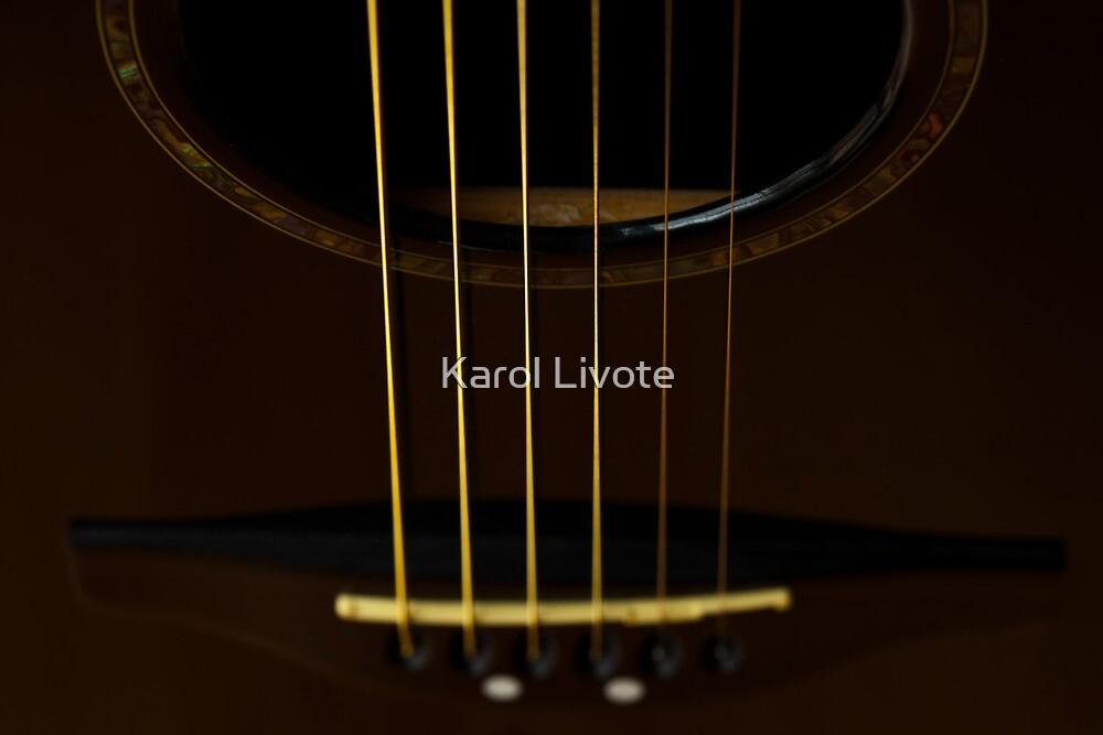 Acoustic by Karol Livote
