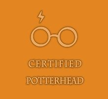 Certified Potterhead (Orange) by thegadzooks