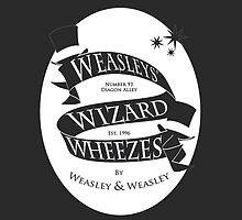 Weasleys' Wizard Wheezes (iPad) by thegadzooks
