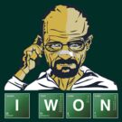 "Breaking Bad: Walter White: ""I Won"" by rydrew"