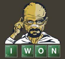 "Breaking Bad: Walter White: ""I Won"" by rydrew"