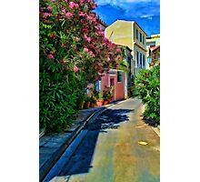 Athens Neighborhood Photographic Print