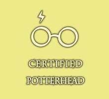 Certified Potterhead (Yellow) by thegadzooks