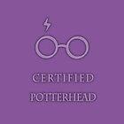 Certified Potterhead (Purple) by thegadzooks
