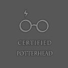 Certified Potterhead (Gray) by thegadzooks