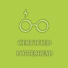 Certified Potterhead (Green) by thegadzooks