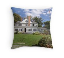 A Home in Chester Throw Pillow