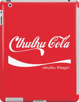Cthulhu Cola by strictlychem