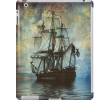 iPad Case-Ship on the Water iPad Case/Skin