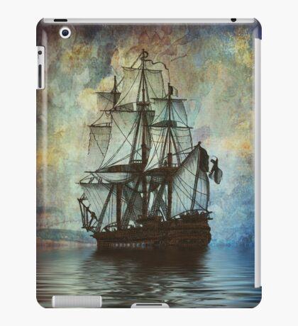 iPad Case-Ship on the Water iPad Case/Skin