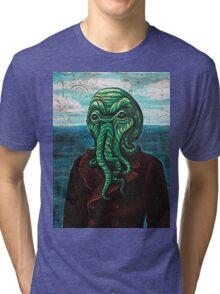 Man from Innsmouth Tri-blend T-Shirt