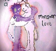 It's a Monster Love by JHauser
