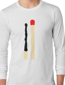 Matchsticks Long Sleeve T-Shirt