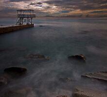 Calm the storm by MaxKvitkov