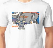 Dung Fu with Logo Unisex T-Shirt