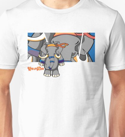 Dung Fu with Logo Unisex T-Shirt