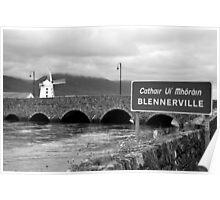 Blennerville Poster