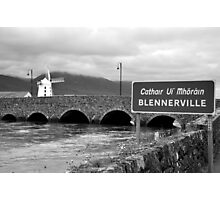 Blennerville Photographic Print