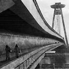 Novi Most, Bratislava by stronart
