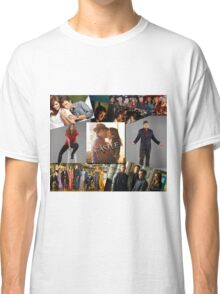 Castle Collage Classic T-Shirt