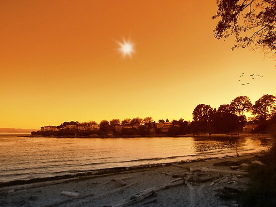 Gonzales Beach by Nick  Kenrick Photography