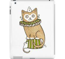 Circus Cat iPad Case/Skin