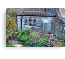Gertrude Jekyll's Potting Shed Canvas Print