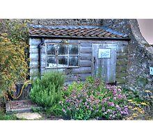 Gertrude Jekyll's Potting Shed Photographic Print
