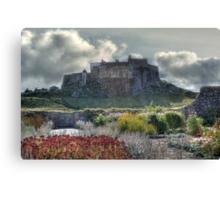 Lindisfarne Castle (Holy Island) Canvas Print