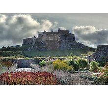 Lindisfarne Castle (Holy Island) Photographic Print