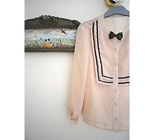 Bow Ties are for Girls Too! Photographic Print