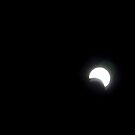Melbourne Solar Eclipse by velocityimg