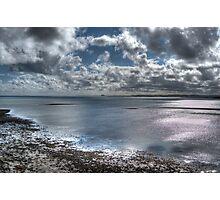 Lindisfarne Castle View Photographic Print