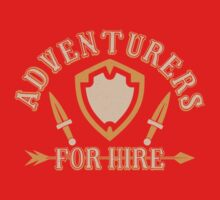 Adventurers For Hire Baby Tee