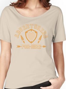 Adventurers For Hire Women's Relaxed Fit T-Shirt