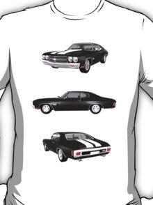 Black 1970 Chevelle SS T-Shirt