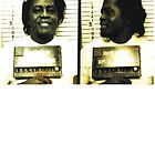 James Brown Mugshot  by BUB THE ZOMBIE