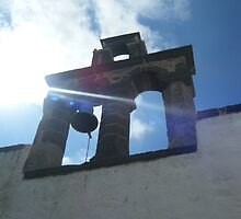 Patmos Island St John Church Bells by SlavicaB