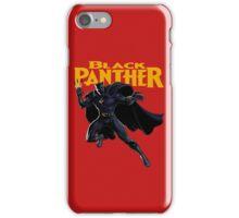 Black Panther iPhone Case/Skin