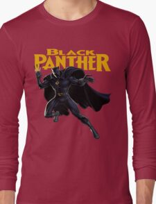 Black Panther Long Sleeve T-Shirt
