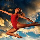 Dancer in the Sky n.7 by Carnisch
