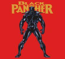 Black Panther Kids Tee