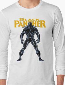 Black Panther Long Sleeve T-Shirt