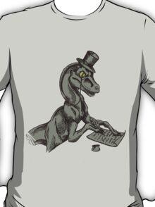 Victor Von Raptor T-Shirt