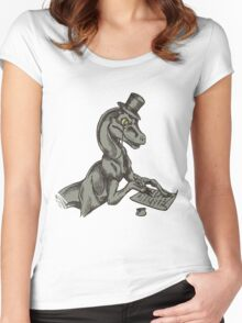 Victor Von Raptor Women's Fitted Scoop T-Shirt