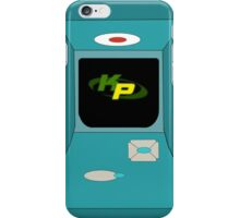 The Kimmunicator KP Logo iPhone Case/Skin